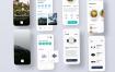 美食app界面多用途优质设计素材下载(提供Adobe XD格式下载)